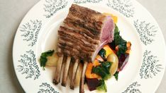 Foto: Tone Rieber-Mohn / NRK Ciabatta, Steak, Food And Drink, Inspiration, Biblical Inspiration, Steaks, Inhalation