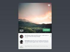 Places + Comments by Alex Paxton