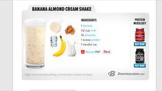 Banana Almond Cream
