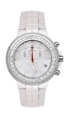 NEW! Aqua Master Men's Ceramic Diamond Watch, « Clothing Adds for your desire