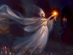 Geist of the Lonely Vigil- Illustration for Magic the Gathering. Copyright: Wizards of the Coast Art director: Cynthia Sheppard Prints. Geist of the Lonely Vigil Fantasy Story, Fantasy World, Dark Fantasy, Pictures To Draw, Cool Pictures, Beautiful Pictures, Magic The Gathering, Paranormal, Card Game