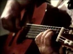 Andres Segovia - Bach Gavotte I and II My favorite classical guitar piece by J.S. Bach