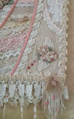 Crochet Necklace, Crafting, Jewelry, Ideas, Fashion, Home, Jewellery Making, Moda, Jewels