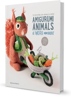 Found on amigurumipatterns.net  Really awesome book of unique ami patterns