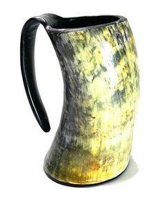 AleHorn Handcrafted Extra Large Viking Drinking Horn Tankard / Medieval Ale Horn http://www.amazon.com/dp/B00UIJ2E9S/ref=cm_sw_r_pi_dp_EjOxwb1NZSKDZ