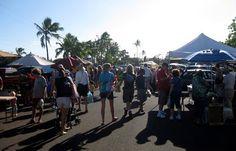 Kapaa Farmers Market in Kapaa Kauai
