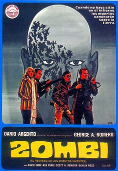 The Zombi series refers to a set of various horror film franchises that have been marketed, in various territories, as sequels to either George A. Romero's Dawn of the Dead (1978) or Lucio Fulci's Zombi 2 (1979). It has a confusing history of release, with numerous entries in different series varying by different regions in the world.