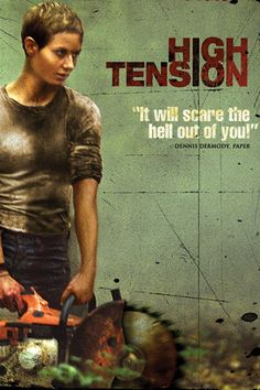 High Tension 2003 awesome foreign horror