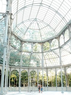 Madrid Travel Guide, Crystal Palace
