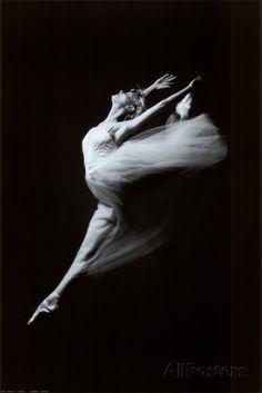 Ballet Grace in Motion Poster Ballet Art, Ballet Dancers, Ballerinas, Ballet Leap, Ballet Posters, Dance Posters, Motion Poster, Ballet Photography, Motion Photography