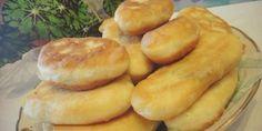 Пышные жареные пирожки с капустой  теста: - мука – около 1 кг - молоко – 2 стакана - дрожжи сухие – 1 ст. ложка - соль – 1 ч....