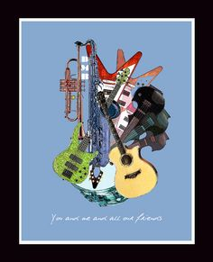 """""""All Our Limited Edition Print Dave Matthews, Limited Edition Prints, You And I, Inspired, Friends, Movie Posters, Inspiration, Art, Amigos"""