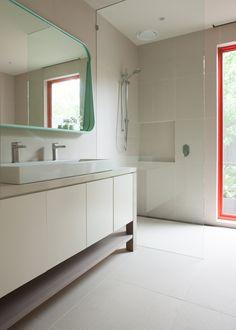 colour window frame