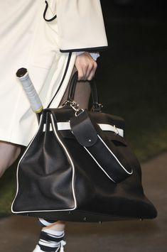 Hermès tennis bag yes!