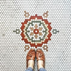 In the Round - Floorcore is Our Favorite Instagram Phenomenon - Photos