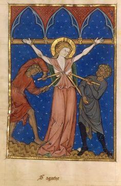 Ad Imaginem Dei: St. Agatha, My Newest Patron