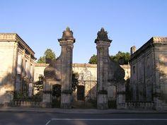 LaCourAbb4 - Abbaye Notre-Dame de La Couronne — Wikipédia