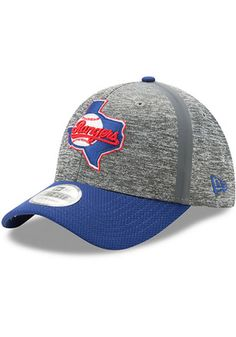 New Era Texas Rangers Grey Jr 2017 Clubhouse 39THIRTY Youth Flex Hat Texas  Rangers T Shirts 1bdf190c3