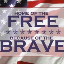 because of the the brave