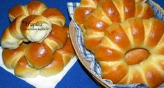 COVRIGI PUFOSI LA CUPTOR Romanian Food, Pastry And Bakery, Dessert Recipes, Desserts, Cooking Recipes, Yummy Food, Baking, Sweet, Food