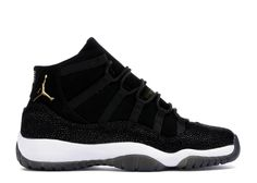Buy and sell authentic Jordan 11 Retro Heiress Black Stingray (GS) shoes and thousands of other Jordan sneakers with price data and release dates. Tennis Shoes Outfit, Nike Tennis Shoes, Sports Shoes, Jordan 11, Cute Sneakers, Shoes Sneakers, Women's Shoes, Zapatillas Jordan Retro, Jordan Shoes For Women
