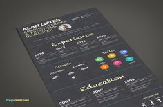 4 Multipurpose Resume and Cover Letter Templates