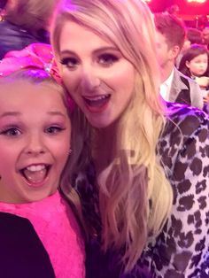 ♡ Meeting Meghan Trainor was the most awesome day of my life you guys it was just awesome! ♡