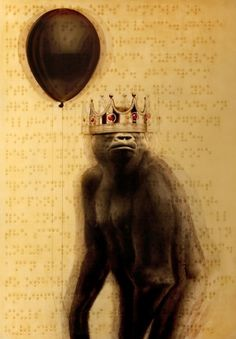 """""""Blind"""" – Surreal Paintings by Roy Nachum with Braille (10 Pictures) > Design und so, Illustrationen, Paintings, Streetstyle > art, blind, braille, exhibition, nachum, New York, surreal"""