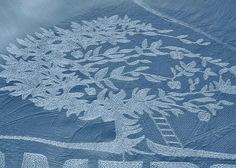 Intricate Snow Art by Simon Beck | Inspiration Grid | Design Inspiration