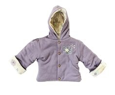 A girl needs choices! Organic Reversible Jacket
