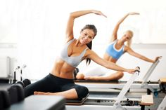 Pilates reformer, we love you<3