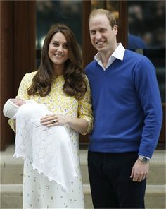 The Duke And Duchess Of Cambridge Welcome A Daughter - May 2, 2015