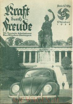 VW - 1938 - Kraft durch Freude - 10 - [4687]-1