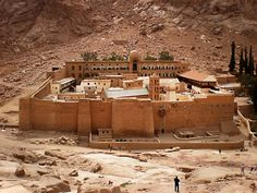 El Monasterio de Santa Catalinahttp://www.ibisegypttours.com/es/viajes-a-egipto/viajes-mar-rojo/viajes-sharm-el-sheikh-luxor