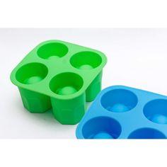 Basics Silicone Shot Glass Maker Cookie Shot Glass, Cookie Shots, Glass Molds, How To Make Cookies, Ice Cube Trays, Kitchenware, Plastic, Make It Yourself, Free