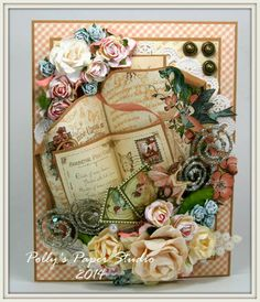 Craft Hoarders Anonymous Challenge Blog: Challenge #3 - Vintage or Retro