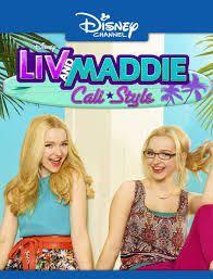 Claudette Violetta: Liv y Maddie Cali Style