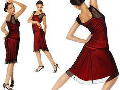 Salsa & Tango Skirt 'San Telmo'