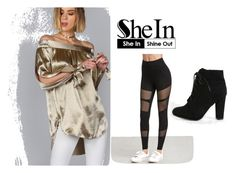 """#3/14 Shein"" by ahmetovic-mirzeta ❤ liked on Polyvore"