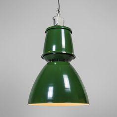 Pendelleuchte Fabryka II grün: #hängelleuchte #innenbeleuchtung #pendelleuchte #weihnachten