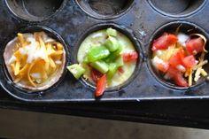 DIY Yummy camp fire egg recipes