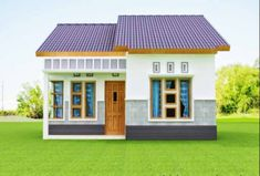 gambar virus Gambar Desain Rumah Sederhana Share The Knownledge Wallpaper Keren, Cabins And Cottages, High Quality Wallpapers, Interior Design Tips, Architect Design, Desktop Pictures, Home Fashion, House Plans, Sweet Home