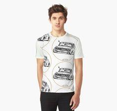Crazy Car Art / graphic t-shirt