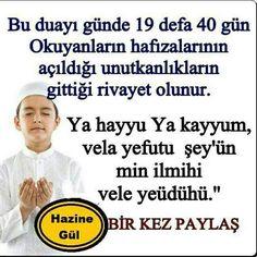 Dualarinizin cok cabuk kabul o Arabic Words, Eminem, Islamic Quotes, Allah, Psychology, Prayers, Religion, Advice, Faith