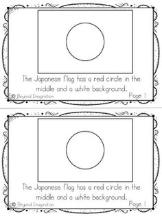 Japan Country Study | 48 Pages for Differentiated Learning + Bonus Pages #Japan #country #study #teacherspayteachers #social #studies #passport #postcards