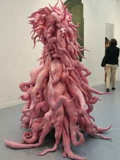 Lee Bul - Monster Pink - 2011