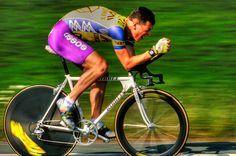 chris boardman (uk) c.1993 national 25 time trial