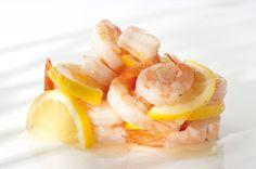 Gamberetti al Limone by PiattItalia  http://www.piattitalia.com/ricette/secondi-piatti/gamberetti-al-limone/