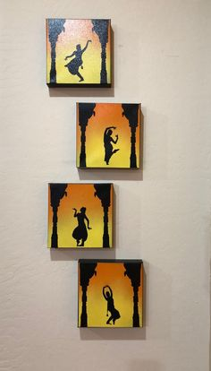 Small Canvas Art, Mini Canvas Art, Dance Paintings, Indian Art Paintings, Texture Painting On Canvas, Mural Painting, Madhubani Painting, Kalamkari Painting, Rajasthani Art