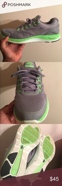 Nike Lunarlon Sneakers Great condition shoes, worn few times, no funky smells, etc. Nike Shoes Athletic Shoes